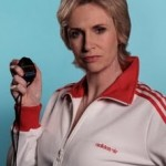 Jane Lynch as Sue Sylvester