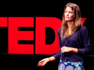 Cameron Russell at Ted Talks